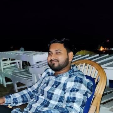Anurag Dubey, 29, Mumbai, India