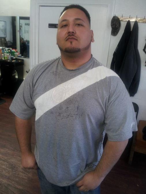 Michael Ortiz, 32, Reading, United States