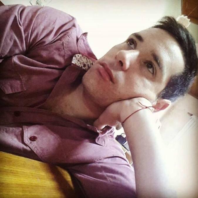 Mati Gamarra, 32, Reconquista, Argentina