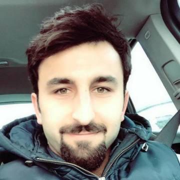 Aydın Koca, 27, Istanbul, Turkey