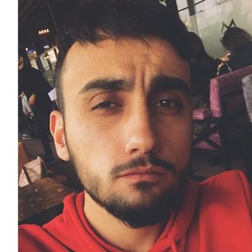 Mehmet Öztürk, 26, Ankara, Turkey