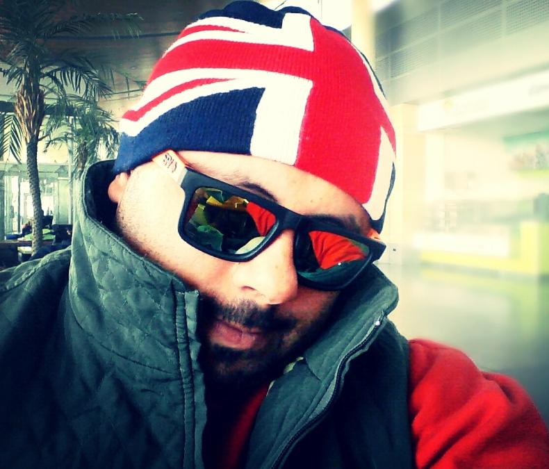 Mido Joop Alksaar, 39, Dubai, United Arab Emirates