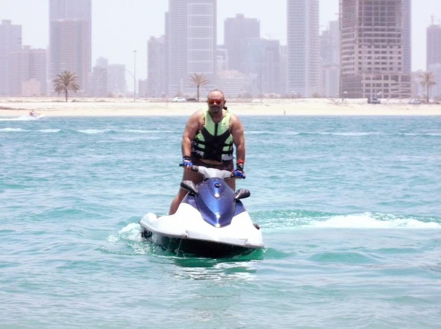 Mido Joop Alksaar, 40, Dubai, United Arab Emirates