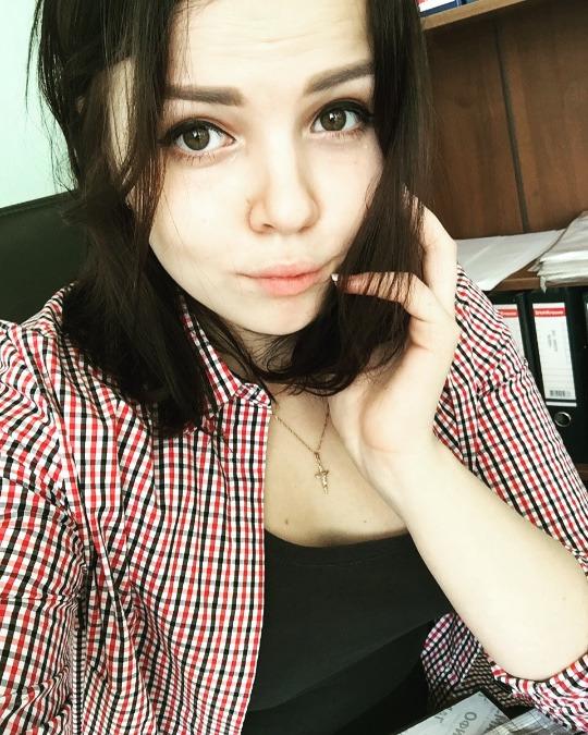 Ангелина, 21, Perm, Russian Federation
