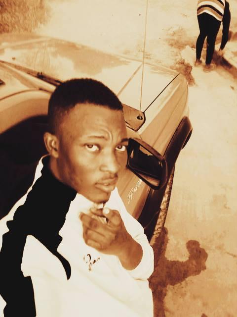 Samson Blackee, 30, Akure, Nigeria