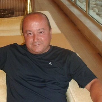ertugrul, 45, Istanbul, Turkey