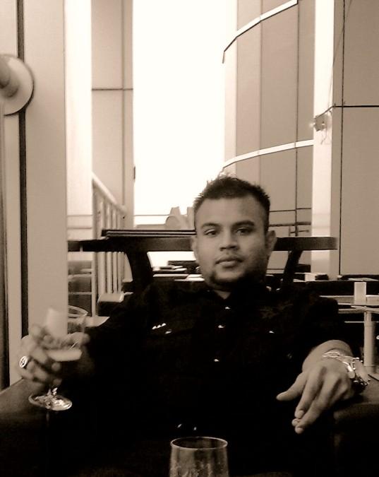 Fayz, 31, Austin, United States