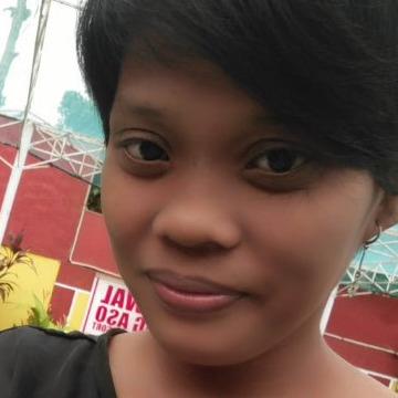 Celriam Tecalis Adcaan, 26, Hernani, Philippines