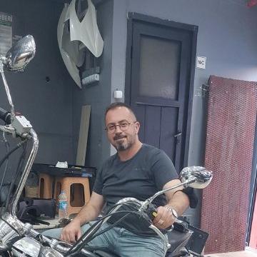 Haldun.Paidar, 49, Istanbul, Turkey