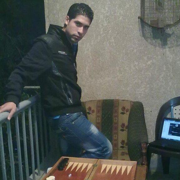 Maged, 29, Alexandria, Egypt