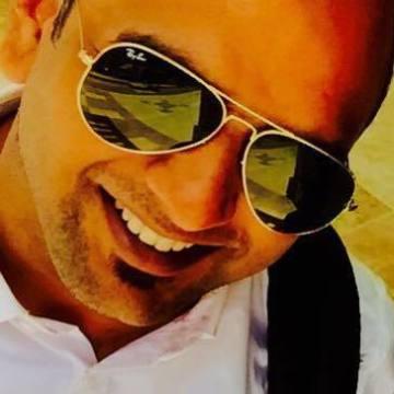 Vaibhav Baranwal, 31, Dubai, United Arab Emirates