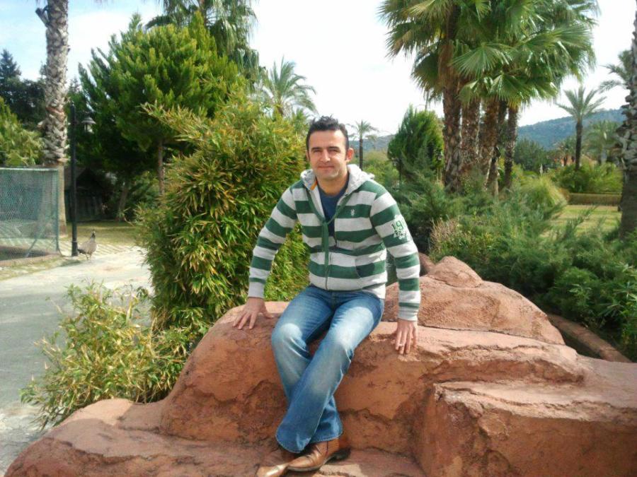 omer, 39, Antalya, Turkey