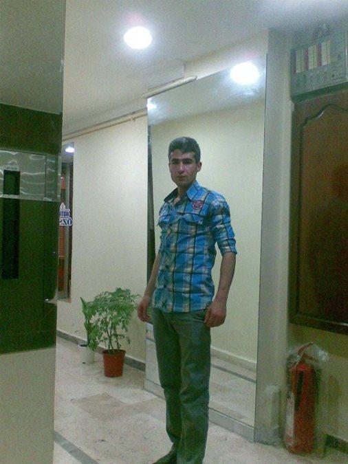 Atilla Han, 31, Mardin, Turkey