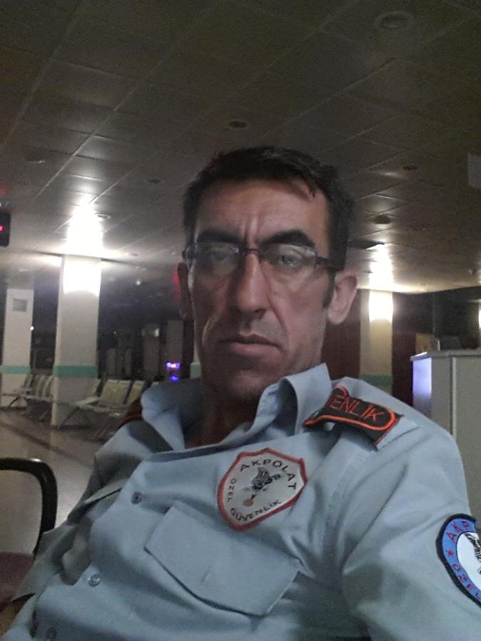 Hüseyin Gürbüz, 46, Kahramanmaras, Turkey