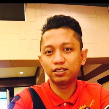 Fizo Reyza, 36, Taiping, Malaysia