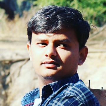 Abhishek, 27, Ahmedabad, India