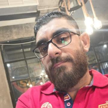 Ebrahim Ali, 45, Muharraq, Bahrain