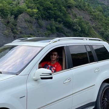 Rehman Seferzade, 24, Baku, Azerbaijan