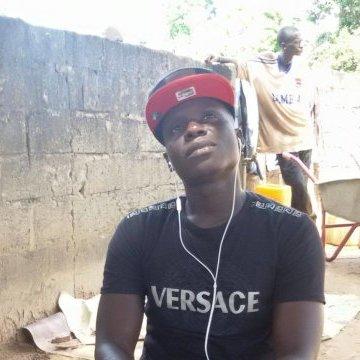 Del Saidy, 23, Banjul, The Gambia