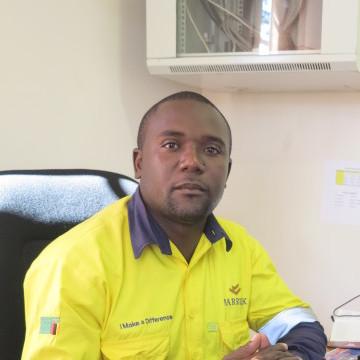 Chabwe Musonda, 42, Chingola, Zambia