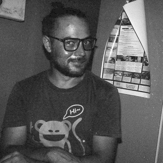 Pavel Kuranda, 39, Denpasar, Indonesia