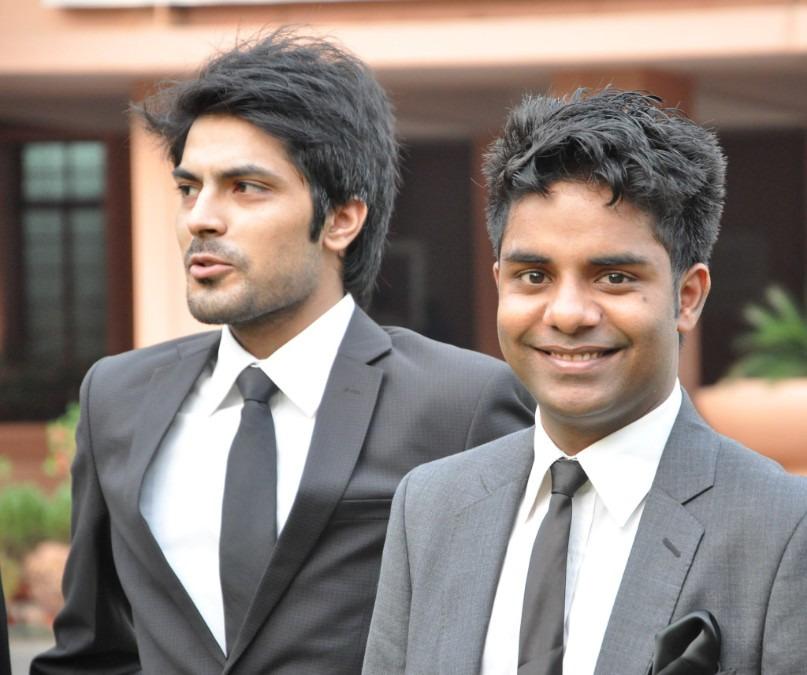 Tushar Singh, 26, Bangalore, India
