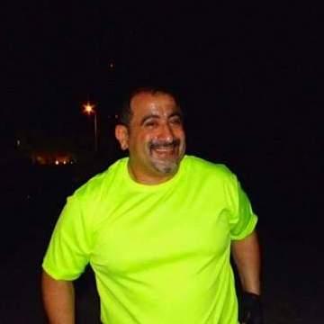 Hesham, 45, Doha, Qatar