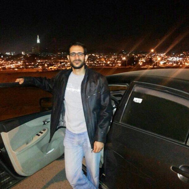 Mohsen, 39, Bishah, Saudi Arabia