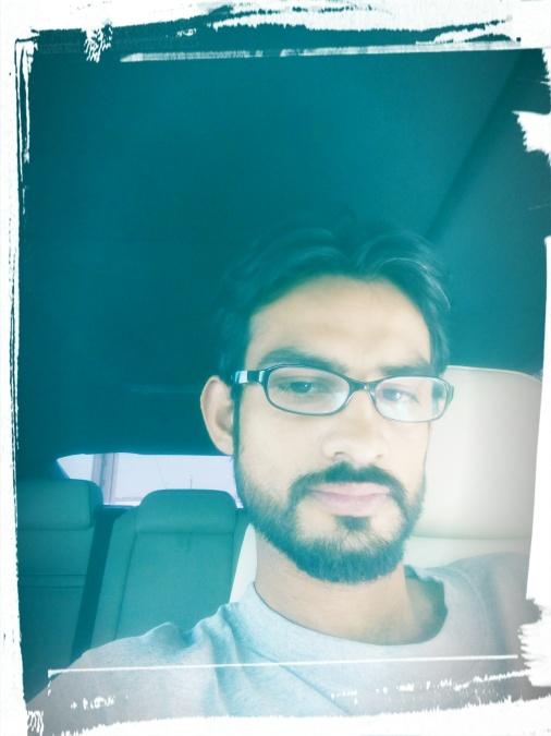 Hashim, 28, Dubai, United Arab Emirates