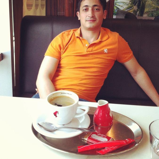 Farruh Maksudi, 33, Khujand, Tajikistan