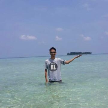 Iqbal Muhammad, 26, Bandung, Indonesia