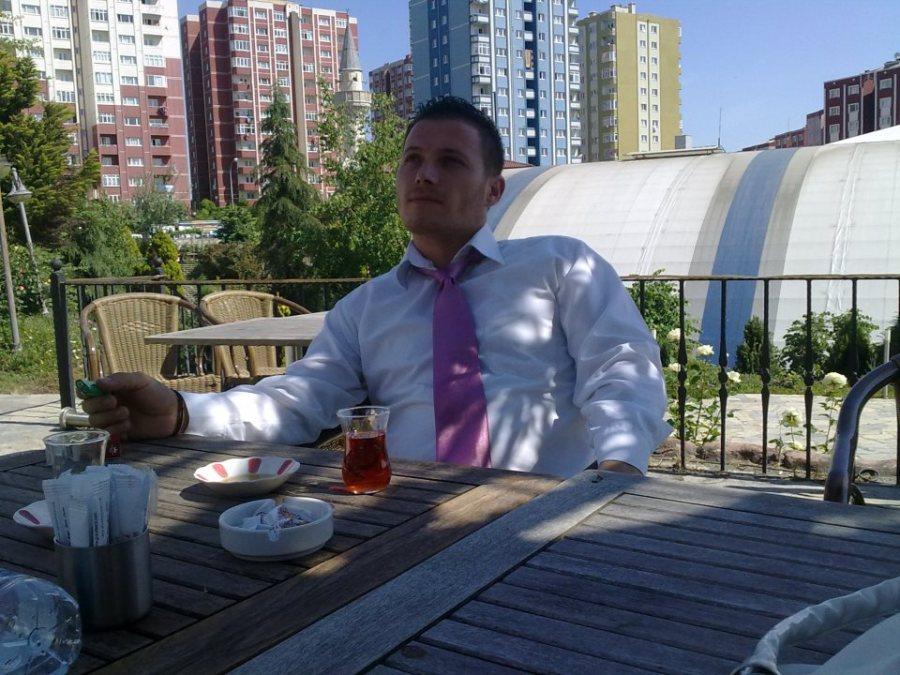 benjamin, 37, Izmir, Turkey