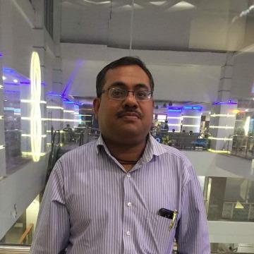 Vaibhav Madan, 41, Lucknow, India
