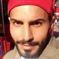Mahmoud Al Dahleh, 26, Amman, Jordan