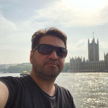 İnan Kaban, 33, Istanbul, Turkey