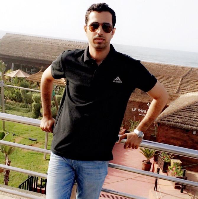 Ahmed, 31, Mecca, Saudi Arabia