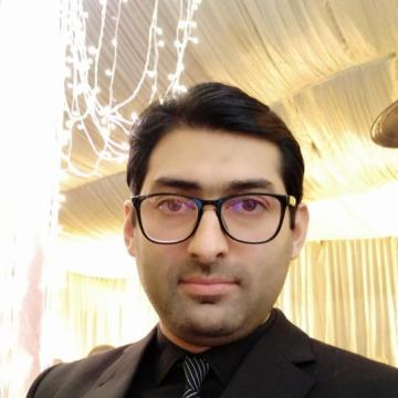Dr. Abdul Wahab, 36, Islamabad, Pakistan