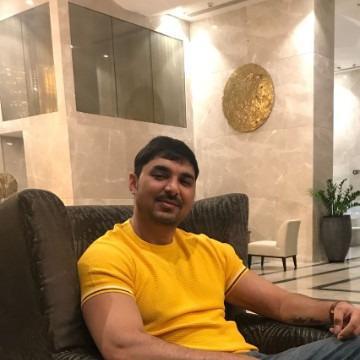 JACK, 34, New Delhi, India