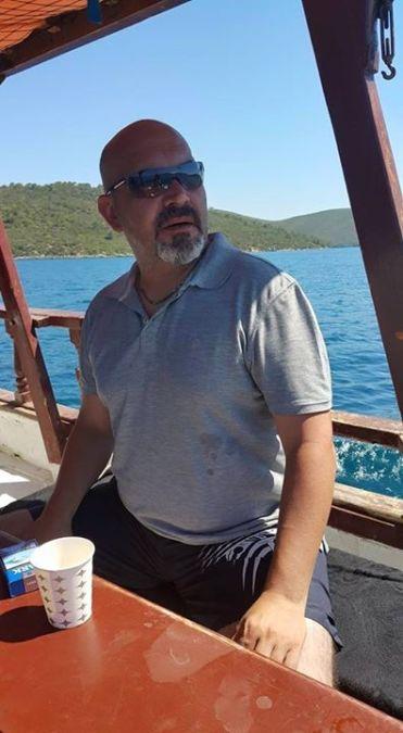 Berk Tayanç, 40, Ankara, Turkey