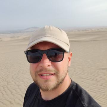 Dominik Urban, 32, Cusco, Peru