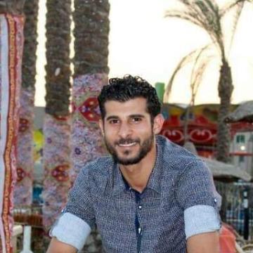 Ahamed Fahmy, 25, Cairo, Egypt