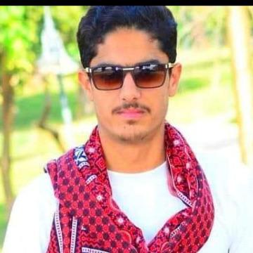 Kashif G., 20, Islamabad, Pakistan