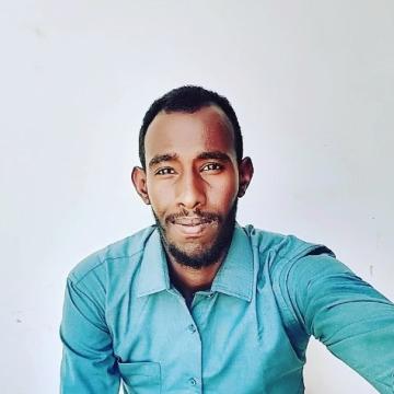 Omar, 24, Sudan, United States