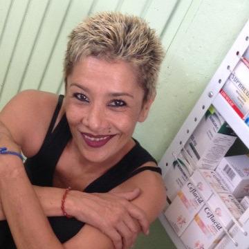 Lucy Martínez falcons, 40, Leon, Mexico