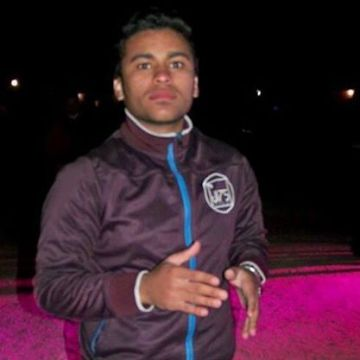 Osama Fernando, 28, Alexandria, Egypt