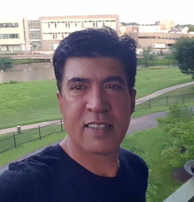 wahid, 40, Woodbridge, United States