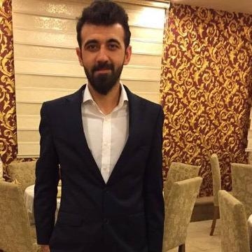 Dogan Varol, 30, Istanbul, Turkey