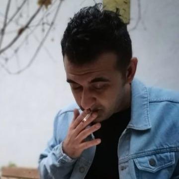 Dogan Varol, 31, Istanbul, Turkey