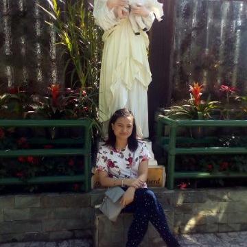 Bella Cruz, 28, Manila, Philippines