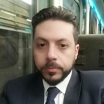 Ramy Saleh, 38, Alexandria, Egypt